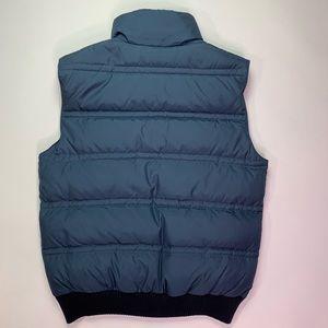 664f7769a804a Hugo Boss Jackets & Coats - Hugo Hugo Boss Men's Blue Puffer Vest Medium